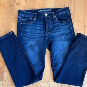 American Eagle Skinny Jeans size 12